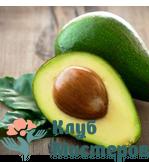 Масло авокадо прессовое, нерафинированное
