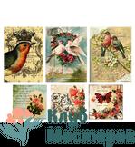 Винтажные открытки 2