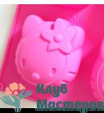 Форма силиконовая Hello Kitty