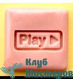 Штамп силиконовый Play