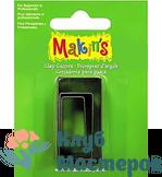 Набор каттеров Makins «Прямоугольник»