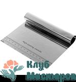 Резак для мыла прямой с металлической ручкой