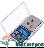 Весы электронные портативные до 200гр (0,01гр)