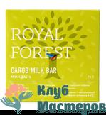 """Шоколад """"Обжаренный кэроб"""" Carob milk bar"""