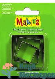 Набор каттеров Makins «Квадрат»