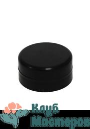 Баночка 005мл пластик черная (для помады/бальзама)