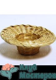 Корзинка  шляпка
