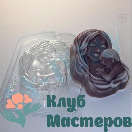 Форма пластиковая Мать и дитя